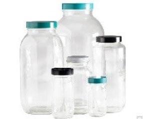 1 liter sample bottles