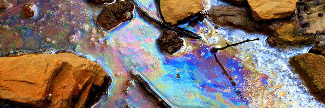 oil, grease, EPA Method, water sample