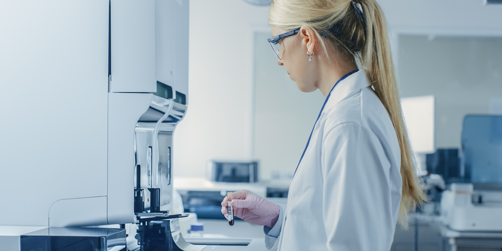Challenges in developing new laboratory methods...