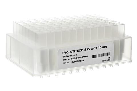 EVOLUTE EXPRESS WCX Plate